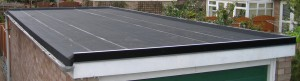 Hertalan rubber roof membrane